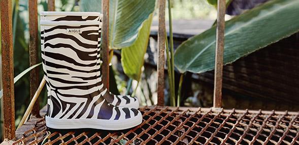 Støvler print