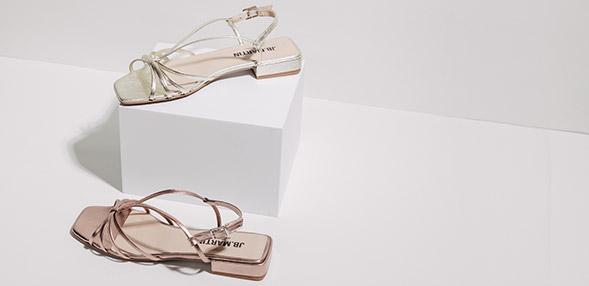 Dame Sandaler stort udvalg af Sandaler Gratis fragt