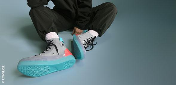 Basketstøvler